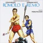 Cover CD Romolo e Remo