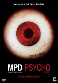 Locandina Mpd Psycho 1