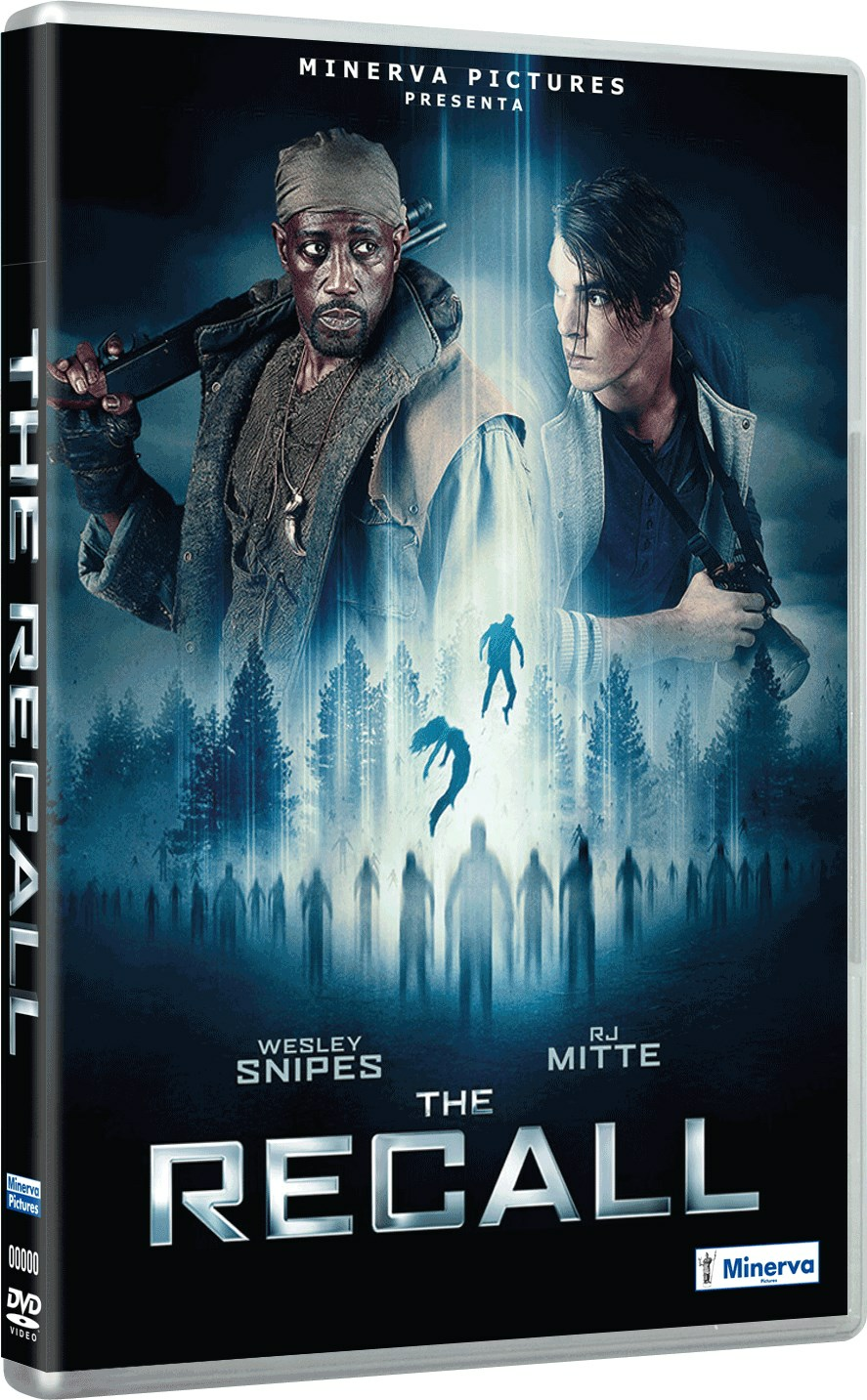 Cover Dvd DVD The Recall