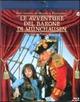 Cover Dvd DVD Le avventure del barone di Münchausen