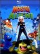 Cover Dvd DVD Mostri contro alieni