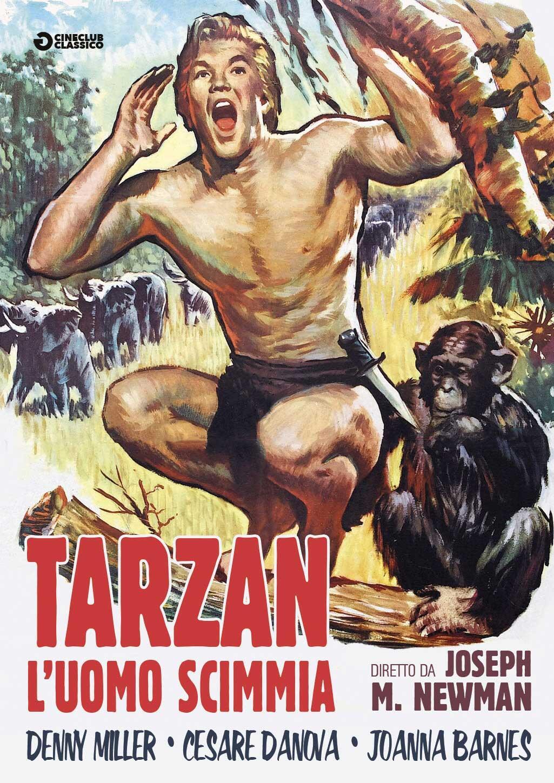 Risultati immagini per Tarzan l'Uomo Scimmia