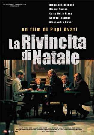 Cover Dvd DVD La rivincita di Natale