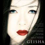 Cover CD Colonna sonora Memorie di una geisha