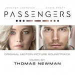 Cover CD Colonna sonora Passengers