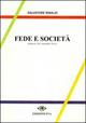 Fede e società