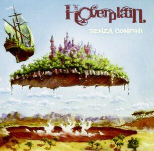Foto Cover di Senza confini, CD di Hoverplain, prodotto da BTF