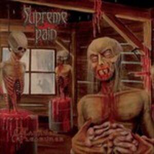 CD Cadaver Pleasures di Supreme Pain