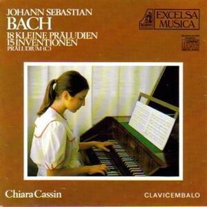 Piccoli Preludi - CD Audio di Johann Sebastian Bach