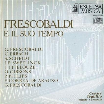 Toccata seconda - CD Audio di Girolamo Frescobaldi