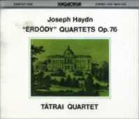 CD Quartetti Erdödy op.76 Franz Joseph Haydn