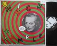 Marvelous Person - Vinile LP di Nick Sample