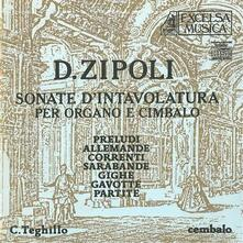 Sonata d'intavolatura (parte seconda) - CD Audio di Domenico Zipoli