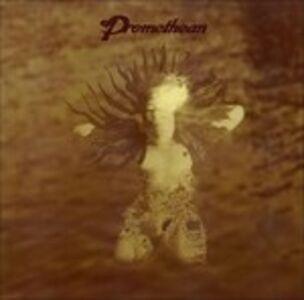 CD Gazing the Invisible di Promethean