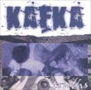 Foto Cover di Truths, CD di Kafka, prodotto da Household Name