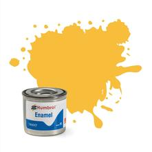 Humbrol No 7 Light Buff Gloss Enamel Tinlet No 1 14Ml