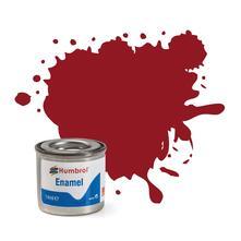 Humbrol No 20 Crimson Gloss Enamel Tinlet No 1 14Ml