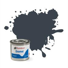 Humbrol No 32 Dark Grey Matt Enamel Tinlet No 1 14Ml