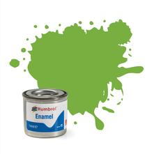 Humbrol No 38 Lime Gloss Enamel Tinlet No 1 14Ml