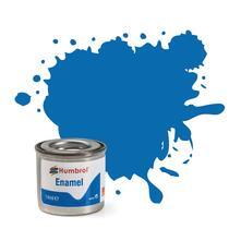 Humbrol No 52 Baltic Blue Metallic Enamel Tinlet No 1 14Ml