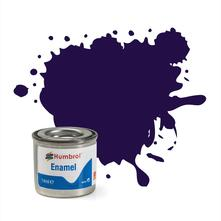 Humbrol No 68 Purple Gloss Enamel Tinlet No 1 14Ml
