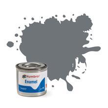 Humbrol No 164 Dark Sea Grey Satin Enamel Tinlet No 1 14Ml
