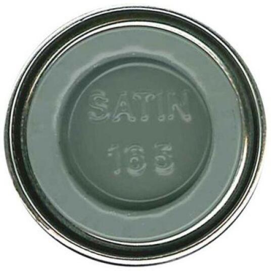 Humbrol No 165 Medium Sea Grey Satin Enamel Tinlet No 1 14Ml - 3