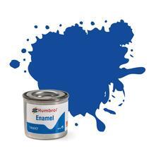 Humbrol No 222 Moonlight Blue Metallic Enamel Tinlet No 1 14Ml