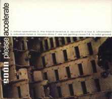 Please Accelerate (Digipack) - CD Audio di Soon