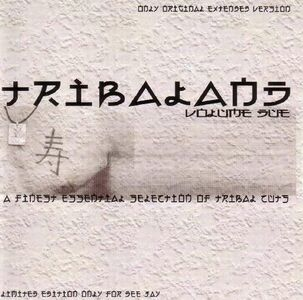 Foto Cover di Tribaland, CD di  prodotto da Global Net