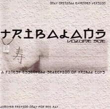Tribaland - CD Audio