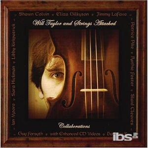 Collaborations - CD Audio di Will Taylor