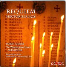 Requiem - CD Audio di Hector Berlioz