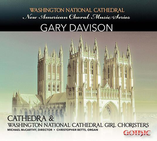 New American Choral Music - CD Audio di Gary Davis