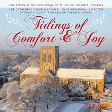 Tidings Of Comfort & Joy - CD Audio