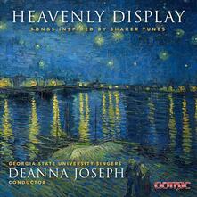 Heavenly Display: Songs Inspired by Shaker Tunes - CD Audio