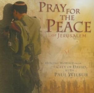CD Pray for the Peace of di Paul Wilbur