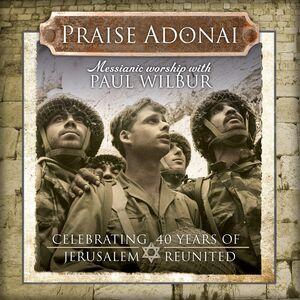Foto Cover di Praise Adonai, CD di Paul Wilbur, prodotto da Integrity