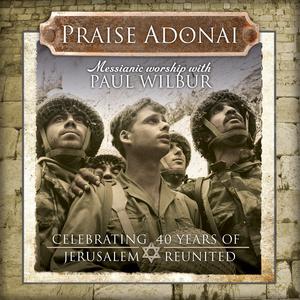 CD Praise Adonai di Paul Wilbur