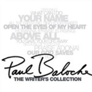CD Writer's Collection di Paul Baloche