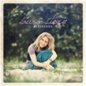 Foto Cover di Blessings, CD di Laura Story, prodotto da Asaph
