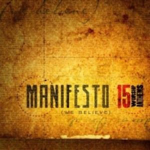 CD Manifesto. We Believe