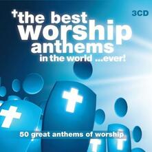 Best Worship Anthems in - CD Audio