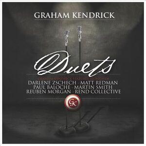 Foto Cover di Worship Duets, CD di Graham Kendrick, prodotto da Integrity