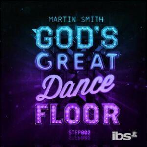 CD God's Great Dance di Martin Smith