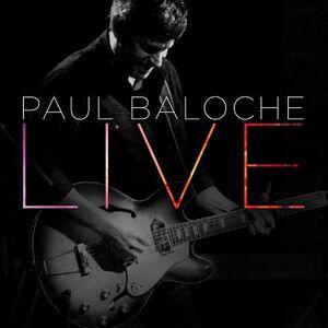 Foto Cover di Live, CD di Paul Baloche, prodotto da Integrity