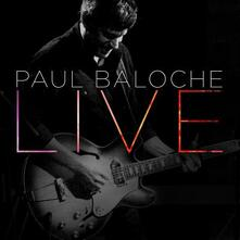 Live - CD Audio di Paul Baloche