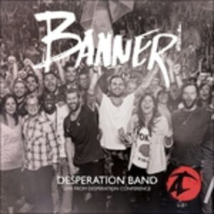 CD Banner di Desperation Band