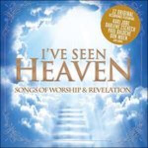 I've Seen Heaven - CD Audio
