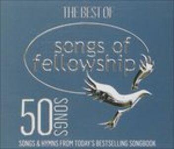 CD Songs of Fellowship